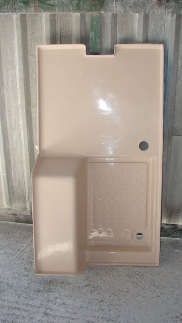 CPS-ABI-ACE-808 SHOWER TRAY